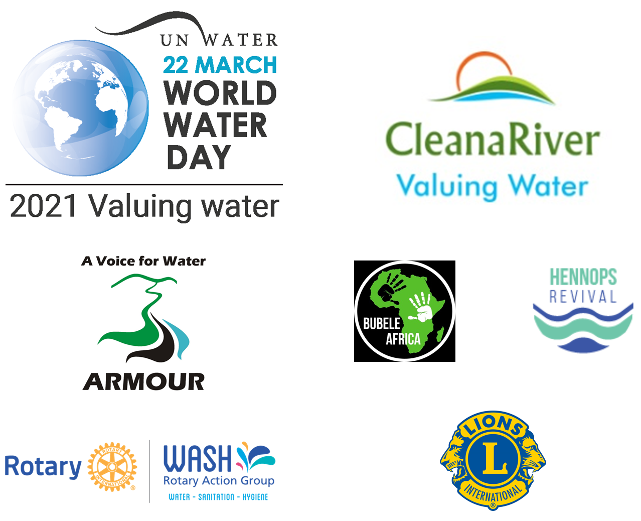 WORLD Water day group